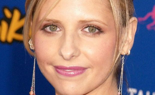 Sarah Michelle Gellar admits to having body dysmorphic disorder, but her husband and daughter help her with the way she perceives herself.