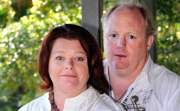 Michael and Kelly Hornby want Queensland laws changed to limit the daily doses of ADHD drugs.