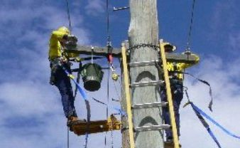Essential Energy crews are continuing to work today to restore power to homes on the Mid North Coast after last night's wild storm.