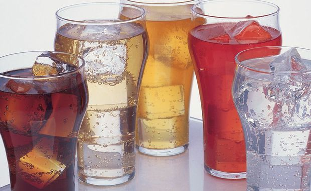 A report reveals children aged five to 17 are consuming far too much sugar through sweet drinks such as soft drink, sweetened juice and sports drinks.