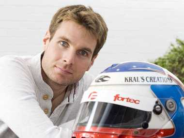 Will Power is going to race down the Wellcamp Airport.