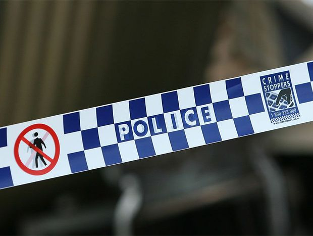 Police are investigating after a man was allegedly beaten outside his home.