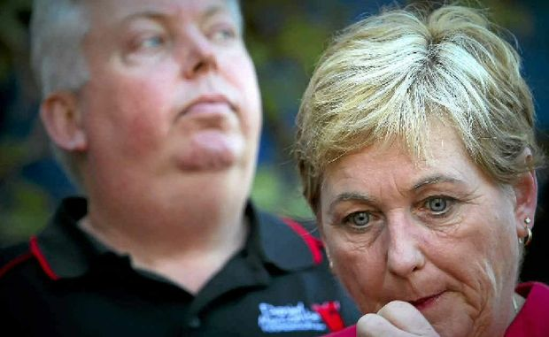 Bruce and Denise woke up Thursday morning ready for the next onslaught of DNA evidence about their son's remains. They went to bed that night knowing they would be reunited with him at last.