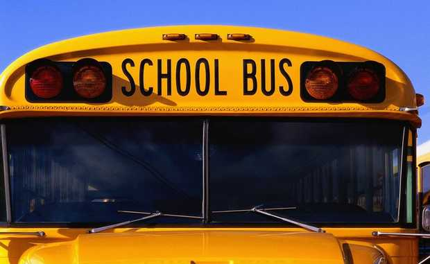 Parents say completed works have failed to deliver the key safety requirement of eliminating the need for school children to cross the highway when the bus drops them off in the afternoon.