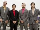 Weezer Cruise hits the high seas