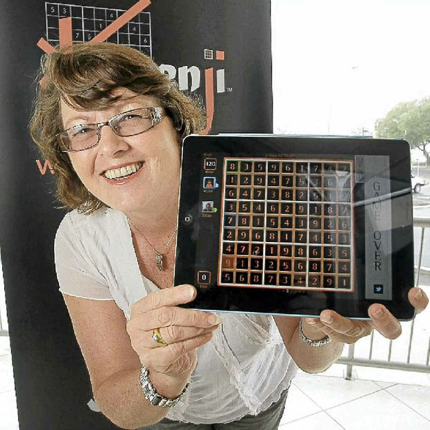 Dr Linda Glassop has moved to the Coast from Melbourne and is launching a number of IT ventures.