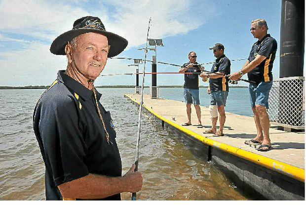 Boat club hooks fishing titles sunshine coast daily for National fishing association