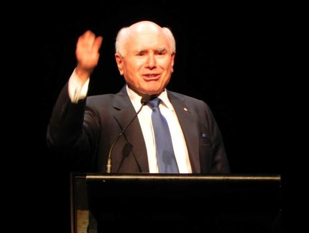 Former PM John Howard is one of many former PMs and MPs still costing taxpayers.