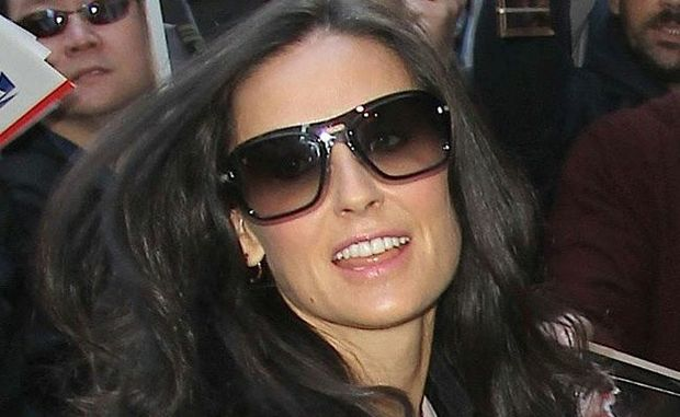 "Demi Moore reportedly said that she will ""punish"" Ashton Kutcher in their divorce due to his alleged affair."