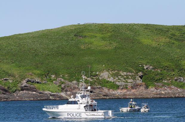 Water police and other emergency services will respond to simulated rescues at the harbour on Friday.