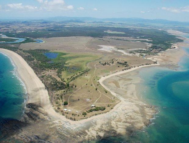 Dudgeon Point