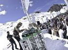 Snowbombing: winter sports and music