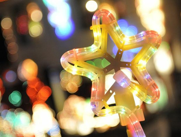Christmas is front of mind with carols events being organised.