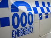 EMERGENCY services were called to the Cunningham Hwy yesterday after a car crashed and flipped.