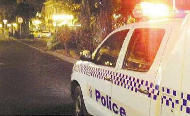 Police raced to an Airlie Beach home last night after a reported home invasion.