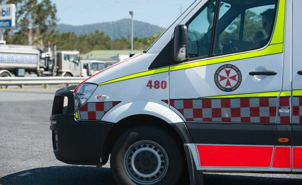 Emergency services have responded to an accident on Coramba Rd on Red Hill.