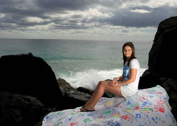 Dolphin conservationist Nicole McLachlan is looking for hands-on help.