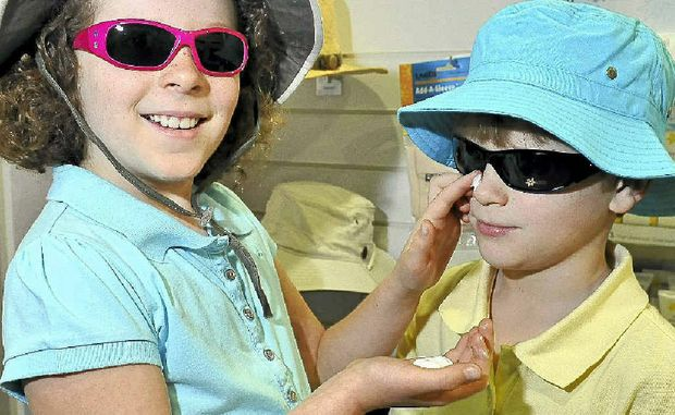 It pays to be SunSmart – especially at school.