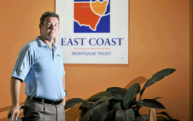 CEO of East Coast Mortgage Trust in Lismore, Scott Collis announced the beginning of the end of a rocky few years.