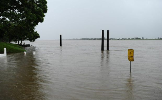 Flood warning issued for the Valley