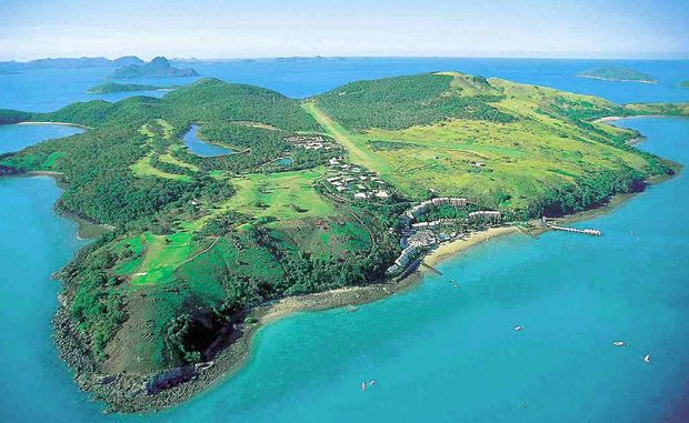 LINDEMAN Island has been sold at a bargain price of $12 million.