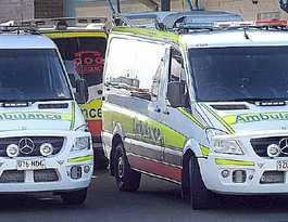 Pressure ramps up for waiting ambos