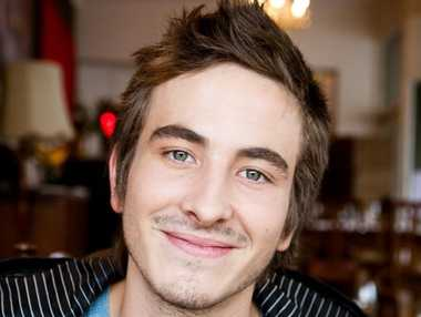 Ryan Corr in happier times, when he was Coby Jennings on Packed to the Rafters