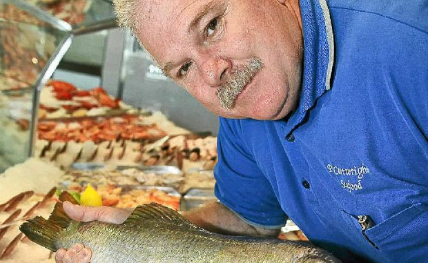 Paul Thomas backs local fishmongers over supermarkets to offer the best supply of fresh caught fish.