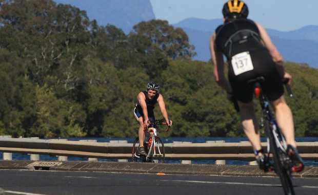 Kingscliff Triathlon will return to the Tweed for another year.