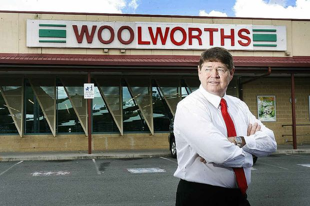 Katter's Australian Party Ipswich candidate Will Keys has pushed the issue of the dangers of the Woolworths and Coles duopoly.