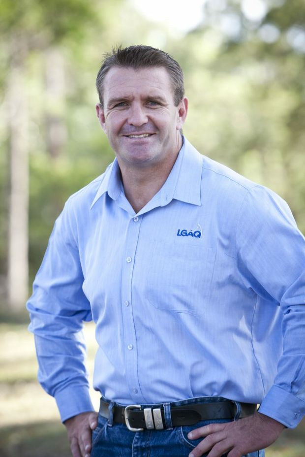 Former Kangaroo Shane Webcke.