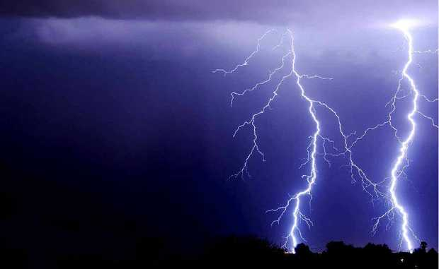 Lightning illustration: THINKSTOCK/GETTY IMAGES