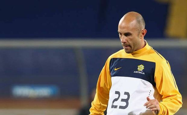 Mark Bresciano returns to the Socceroos fold.
