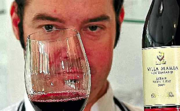 Berardo's executive chef Shane Bailey looks forward to the Noosa News New Zealand Wine Festival.