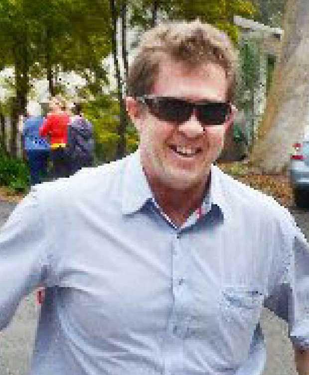 Federal MP Luke Hartsuyker.
