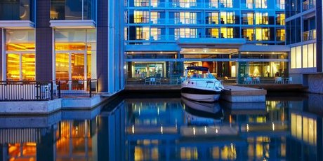 Auckland's former Westin Hotel, which has hosted stars such as Pamela Anderson, will become a Sofitel hotel.