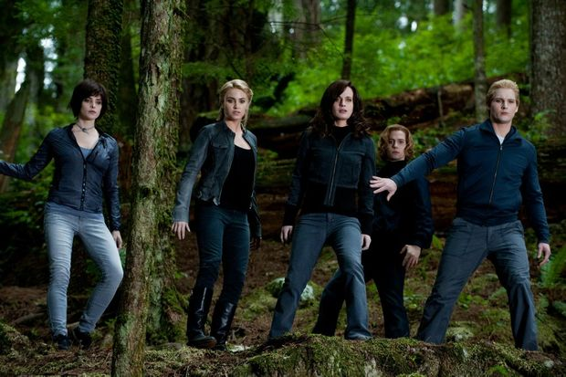 Peter Facinelli (far right) of Twilight Eclipse fame will be one of the drawcards at Supanova.