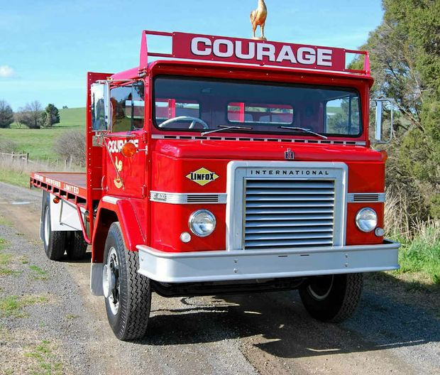 BUSINESS HELPER: The iconic ACCO, Stralis and Powerstar have assisted thousands of Australian businesses achieve success in the past 100 years.