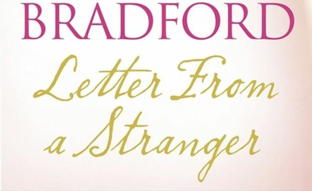 Author lives up to high expectations in book 'Letter from a Stranger'.