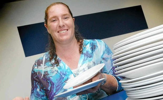 Tammy Meyer, who runs a successful catering business out of the Mackay Aero Club, has a long list of achievements to her credit.