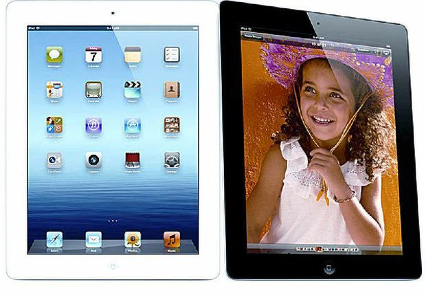 Apple rolled out the latest iPad tablet on 16 March.