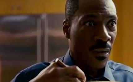 Eddie Murphy in a scene from his new film A Thousand Words.