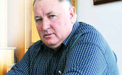 Mayor Steve Jones... continues opposition to power station plan.