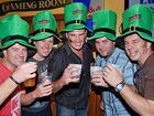 Irish out to celebrate