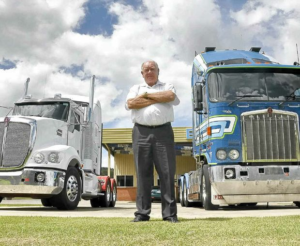 Brown and Hurley Group managing director Jim Hurley has seen many changes to the industry during his years in the business.
