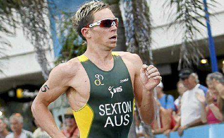 Brendan Sexton likes the Mooloolaba Triathlon course.
