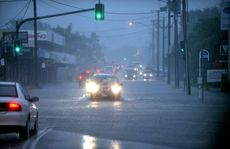 Brisbane Road, Mooloolaba. Photo:Warren Lynam / Sunshine Coast Daily