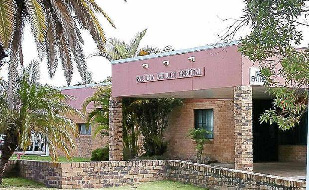 Ballina Public Hospital