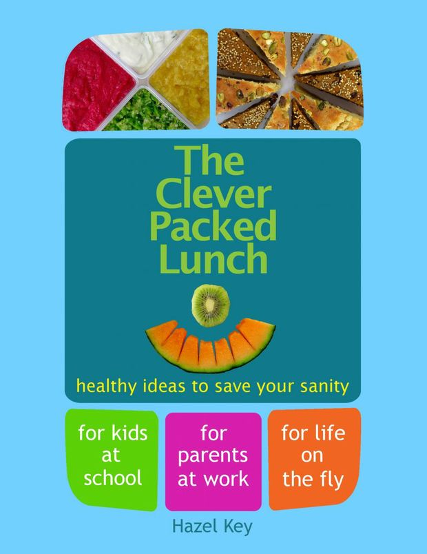 The Clever Packed Lunch is full of easy lunch ideas to help parents support their children's learning.