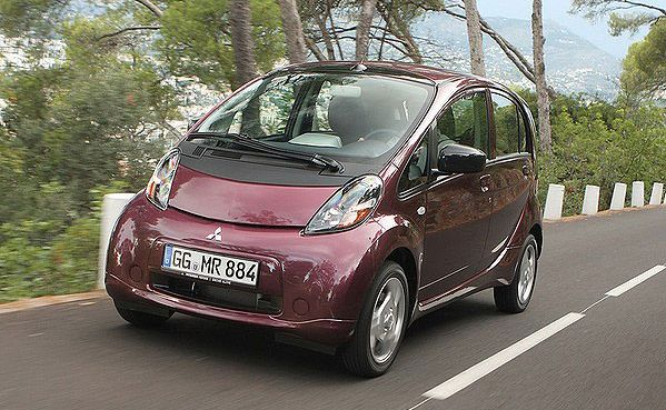The i-MiEV is the first of many fuel-free cars that will hit the market here and consequently deserves kudos as a trailblazer.